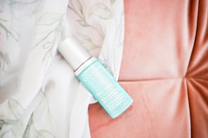 Clarins Pore Control Serum Beauty Review // Charleston Fashion Blogger Dannon K. Collard Like The Yogurt